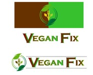 Vegan Fix Logo - Entry #339