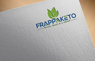 Frappaketo or frappaKeto or frappaketo uppercase or lowercase variations Logo - Entry #169