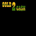 Gold2Cash Business Logo - Entry #1