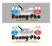 Bunny Pho Logo - Entry #11