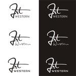 JRT Western Logo - Entry #239