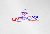 LiveDream Apparel Logo - Entry #164