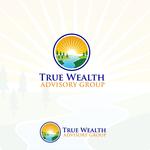 True Wealth Advisory Group Logo - Entry #54