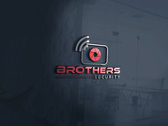 Brothers Security Logo - Entry #121