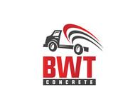 BWT Concrete Logo - Entry #166