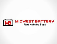 Midwest Battery Logo - Entry #62