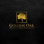 Golden Oak Wealth Management Logo - Entry #169