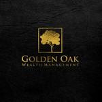 Golden Oak Wealth Management Logo - Entry #169