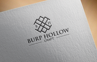 Burp Hollow Craft  Logo - Entry #254