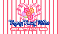 Topsey turvey tables Logo - Entry #46
