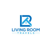 Living Room Travels Logo - Entry #68