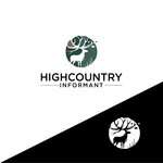 High Country Informant Logo - Entry #259