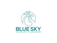 Blue Sky Life Plans Logo - Entry #429