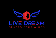 LiveDream Apparel Logo - Entry #417
