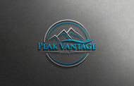 Peak Vantage Wealth Logo - Entry #152