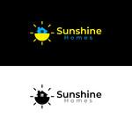 Sunshine Homes Logo - Entry #598