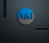 A & E Logo - Entry #125