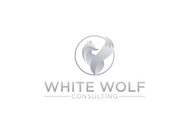 White Wolf Consulting (optional LLC) Logo - Entry #317