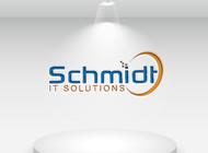 Schmidt IT Solutions Logo - Entry #80
