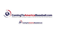 ComingToAmericaBaseball.com Logo - Entry #14