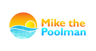 Mike the Poolman  Logo - Entry #50
