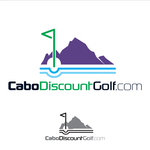 Golf Discount Website Logo - Entry #105