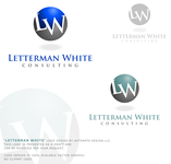 Letterman White Consulting Logo - Entry #46