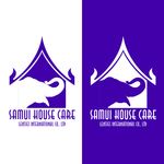 Samui House Care Logo - Entry #99