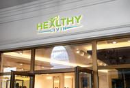 Healthy Livin Logo - Entry #295