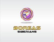 Siberian Husky Logo - Entry #127