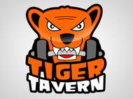 Tiger Tavern Logo - Entry #24