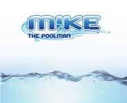 Mike the Poolman  Logo - Entry #100