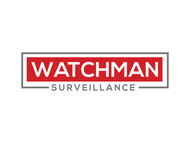 Watchman Surveillance Logo - Entry #272