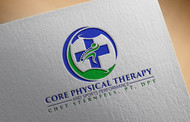 Core Physical Therapy and Sports Performance Logo - Entry #248