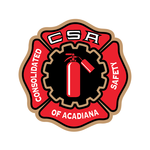 Consolidated Safety of Acadiana / Fire Extinguisher Sales & Service Logo - Entry #107