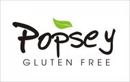 gluten free popsey  Logo - Entry #30
