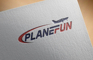 PlaneFun Logo - Entry #120