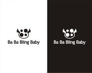 Ba Ba Bling baby Logo - Entry #53
