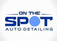 On the Spot Auto Detailing Logo - Entry #8