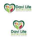 Davi Life Nutrition Logo - Entry #748