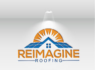 Reimagine Roofing Logo - Entry #121
