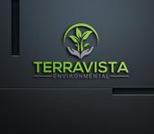 TerraVista Construction & Environmental Logo - Entry #68