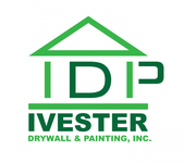IVESTER DRYWALL & PAINTING, INC. Logo - Entry #142