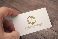 Life Goals Financial Logo - Entry #288
