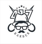 417 Barber Logo - Entry #78