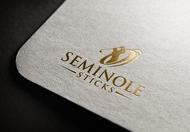 Seminole Sticks Logo - Entry #41