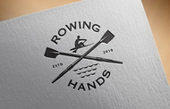 Rowing Hands Logo - Entry #69
