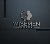 Wisemen Woodworks Logo - Entry #52