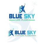 Blue Sky Life Plans Logo - Entry #13