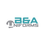 B&A Uniforms Logo - Entry #104